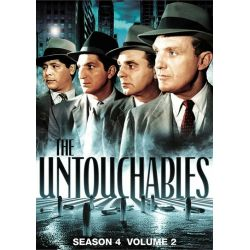 Untouchables, The: Season 4 - Volume 2 (DVD 1963) Pozostałe