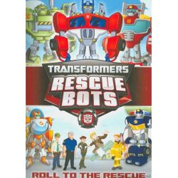 Transformers Rescue Bots: Roll To The Rescue (DVD 2012) Pozostałe