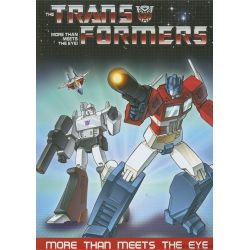 Transformers: More Than Meets The Eye (DVD 1984)