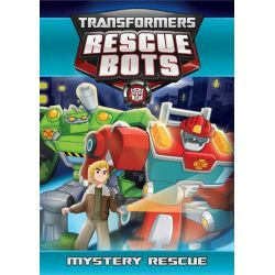 Transformers: Rescue Bots - Mystery Rescue (DVD 2014)