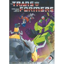 Transformers: Season Two - Volume One (DVD 1986)