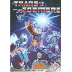 Transformers: Seasons Three And Four (DVD 1986)