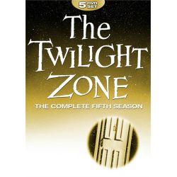 Twilight Zone, The: The Complete Fifth Season (DVD) Pozostałe