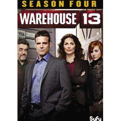 Warehouse 13: Season Four (Repackage) (DVD) Pozostałe