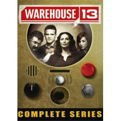 Warehouse 13: The Complete Series (DVD 2012)