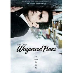 Wayward Pines: The Complete First Season (DVD 2015) Pozostałe