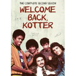 Welcome Back, Kotter: The Complete Second Season (DVD 1976)