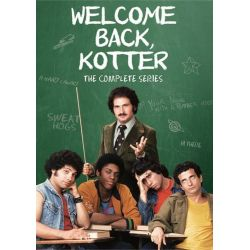 Welcome Back, Kotter: The Complete Series (DVD 1975) Pozostałe