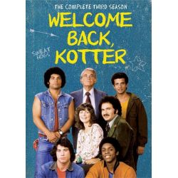 Welcome Back, Kotter: The Complete Third Season (DVD 1977)
