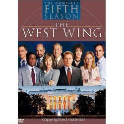 West Wing, The: Season 5 (DVD 2005)