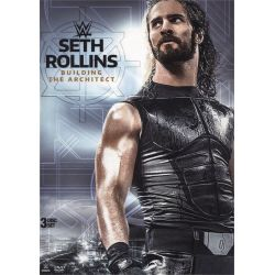 WWE: Seth Rollins: Building the Architect  (DVD 2017)
