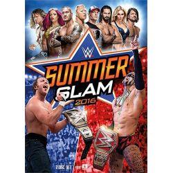 WWE: Summerslam 2016 (DVD 2016) Pozostałe