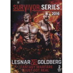 WWE: Survivor Series 2016 (DVD 2016) Pozostałe