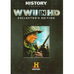 WWII In HD: Collector's Edition (Repackage) (DVD 2009)