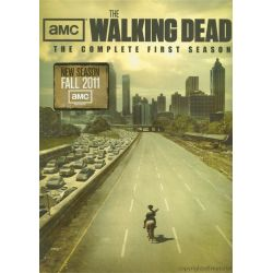 Walking Dead, The: The Complete First Season (DVD 2010)