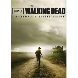 Walking Dead, The: The Complete Second Season (DVD 2011)