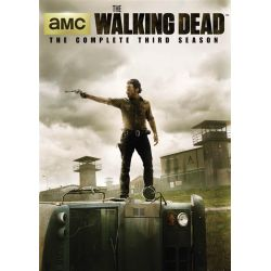 Walking Dead, The: The Complete Third Season (DVD 2012)