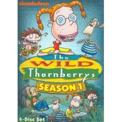 Wild Thornberrys, The: Season 1 (DVD 1999) Pozostałe