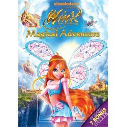 Winx Club: Magical Adventure (DVD 2013)