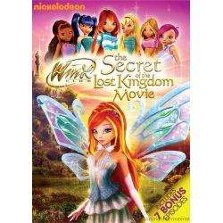 Winx Club: The Secret Of The Lost Kingdom Movie (DVD 2012)