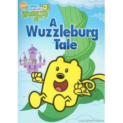 Wow! Wow! Wubbzy!: A Wuzzleburg Tale (DVD) Zagraniczne