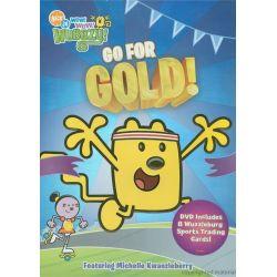 Wow! Wow! Wubbzy!: Go For Gold! (DVD 2010) Zagraniczne