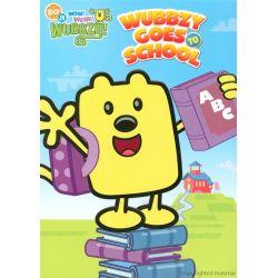 Wow! Wow! Wubbzy!: Wubbzy Goes To School (DVD 2010) Pozostałe