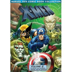 X-Men: Volume 5 (DVD 1995)
