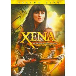 Xena: Warrior Princess - Season Five (DVD 1999)