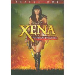 Xena: Warrior Princess - Season One (DVD 1995)