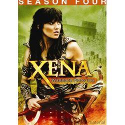 Xena: Warrior Princess - Season Four (DVD 1998)