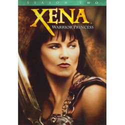 Xena: Warrior Princess - Season Two (DVD 1996)