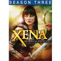Xena: Warrior Princess - Season Three (DVD 1997)