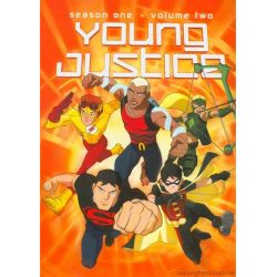 Young Justice: Season One - Volume Two (DVD) Pozostałe