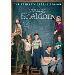 Young Sheldon: Season 2  (DVD 2019)