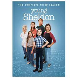 Young Sheldon: The Complete Third Season (DVD 2020)