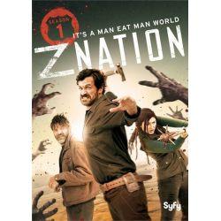 Z Nation: Season 1 (DVD 2014) Pozostałe
