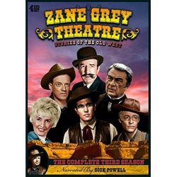 Zane Grey Theatre: The Complete Third Season (DVD)