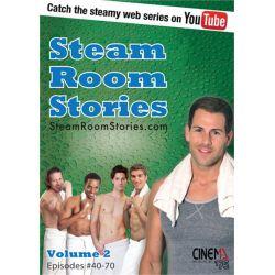 Steam Room Stories Volume 2 (DVD 2015)