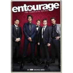 Entourage: The Complete Series (DVD 2020) Pozostałe