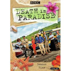 Death in Paradise: Season Nine (DVD 2020)