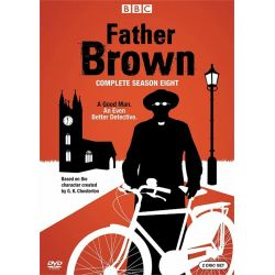 Father Brown: Season Eight (DVD 2020) Zagraniczne
