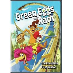 Green Eggs and Ham: The Complete First Season (DVD 2020) Zagraniczne