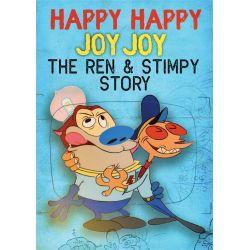 Happy Happy Joy Joy: The Ren & Stimpy Story (DVD 2020)