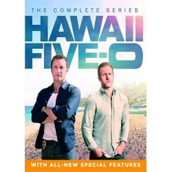Hawaii Five-O (2010): The Complete Series (DVD 2010) Zagraniczne