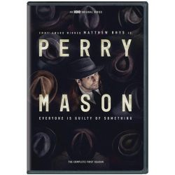 Perry Mason: The Complete First Season (DVD) (DVD 2020)