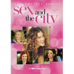Sex and the City: The Complete Series (DVD 2020) Zagraniczne