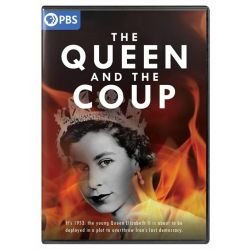 The Queen And The Coup (DVD 2020) Zagraniczne