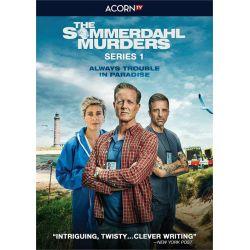 The Sommerdahl Murders, Series 1 (DVD 2020)