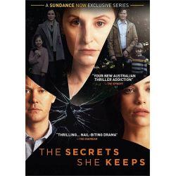 The Secrets She Keeps (DVD 2020)